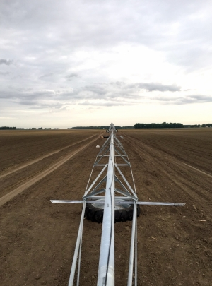 Total Seed Production, Inc. Adds another Irrigation Pivot